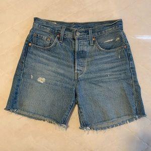 Levi 501 Long Short